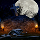 Big Moon Grave - VideoHive Item for Sale