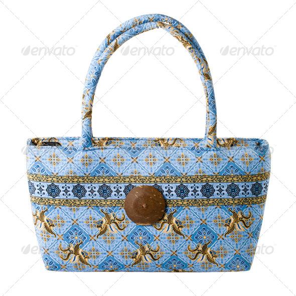 Female bag isolated - Stock Photo - Images