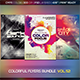 Colorful Flyers Bundle Vol. 52 - GraphicRiver Item for Sale