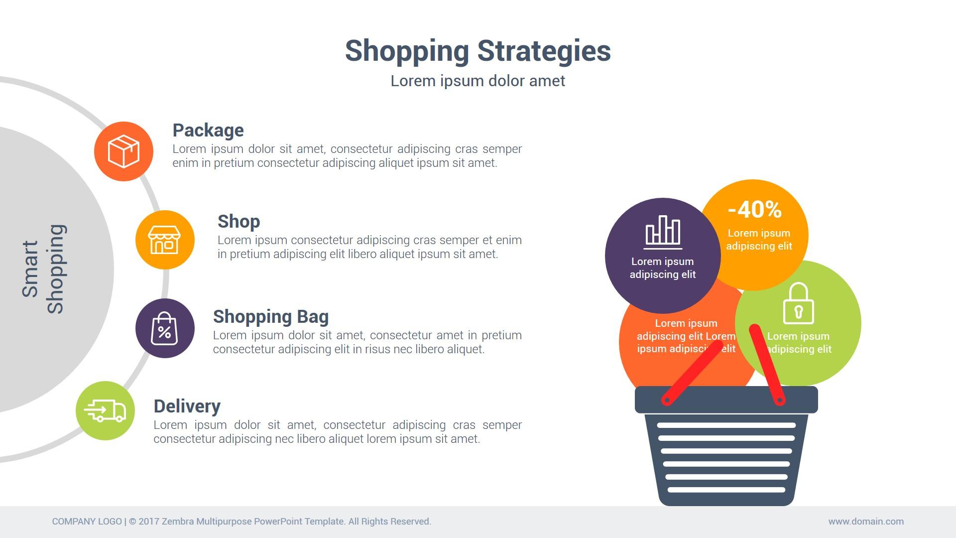 Zembra | MultiPurpose PowerPoint Template