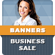 Business Sale Banners