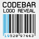 Codebar Logo Reveal