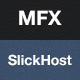 mfx - Responsive SlickHost Landing Page Nulled