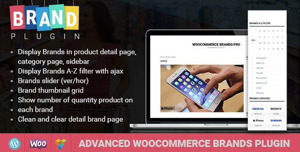 Advanced WooCommerce Brands Plugin (WooCommerce) images