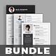 Resume Word Bundle - GraphicRiver Item for Sale