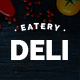 Deli Restaurant | Restaurant PSD Template - ThemeForest Item for Sale
