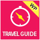 TRAVELGUIDE - Guides, Places and Directions WordPress Theme Nulled