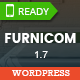 Furnicom - Fastest Furniture Store WooCommerce WordPress Theme Nulled
