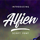 Alfien - GraphicRiver Item for Sale