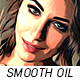 Smooth Artistic Oil Painting Effect