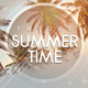 Future Summer - PSD Flyer Template - GraphicRiver Item for Sale