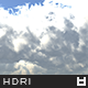 High Resolution Sky HDRi Map 091