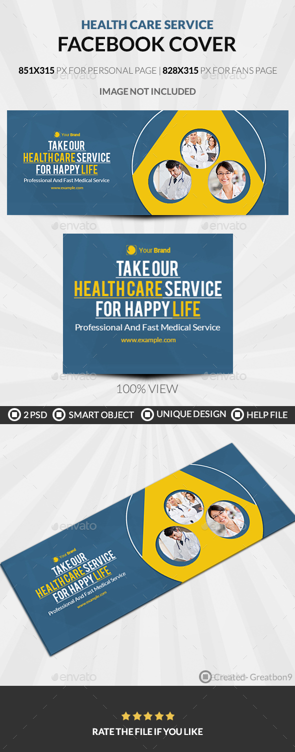 Health Care Service Facebook Cover - Facebook Timeline Covers Social Media