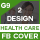 Health Care Service Facebook Cover - GraphicRiver Item for Sale