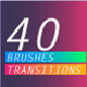 Dynamic Brush Transitions