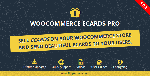 WooCommerce Ecards Pro - CodeCanyon Item for Sale