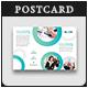Creative Business Agency Postcard Invites V04