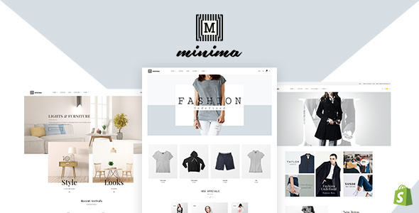 Minima | Sectioned Minimal Shopify Theme