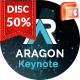 Aragon 3.0 - Multipurpose Powerpoint Template - Modern Presentation - GraphicRiver Item for Sale