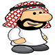 Middle East - Arab Game Adventures Character