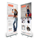 Fashion Roll-Up Banner 06 - GraphicRiver Item for Sale