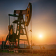 oil pump on sunset - PhotoDune Item for Sale