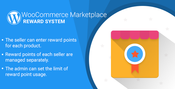 WordPress WooCommerce Marketplace Reward System Plugin - CodeCanyon Item for Sale