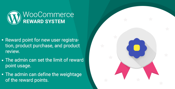 WordPress WooCommerce Reward System Plugin - CodeCanyon Item for Sale