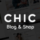 Chic Responsive Blog & WooCommerce WordPress Theme Nulled