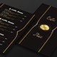 Luxury Cafeteria Menu - GraphicRiver Item for Sale