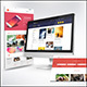 Desktop Website Mock-Up V2 - GraphicRiver Item for Sale