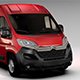 Citroen Relay Van L1H2 2017