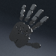 Hand Print 3D - 3DOcean Item for Sale