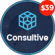 Consultive - Business Consulting and Professional Services WordPress Theme - ThemeForest Item for Sale