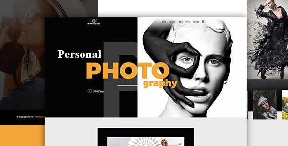 ThemeForest Photography BDphotography Photography Template 20208287