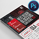 Corporate business event flyer - GraphicRiver Item for Sale