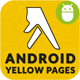 Android Yellow Pages With Material Design