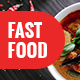 Fast Food - Google HTML5 Animated Banner 03