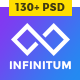Infinitum - Ultimate PSD Template