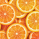 Orange Slice Background For Summer. - GraphicRiver Item for Sale