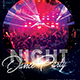 Party Nights Dance Flyer