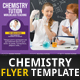 Chemistry Teacher Flyer Template - GraphicRiver Item for Sale