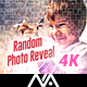 Random Photo Reveal - VideoHive Item for Sale
