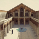 Old Cloister - VideoHive Item for Sale