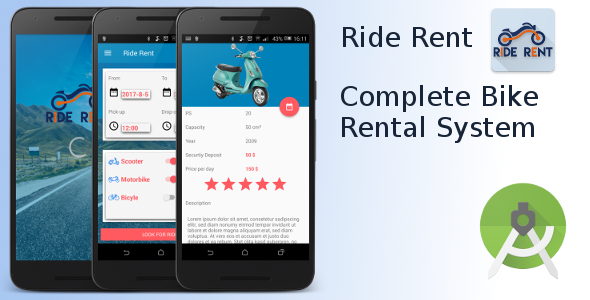 RideRent - Bike Rental