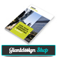 Digital Marketing Brochure - GraphicRiver Item for Sale