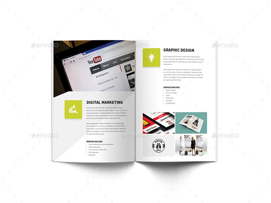 digital marketing brochure by giantdesign graphicriver