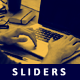 Sliders - GraphicRiver Item for Sale