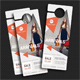 Fashion Door Hanger 3 - GraphicRiver Item for Sale