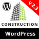 GTBuilder - Construction & Building WordPress Theme - ThemeForest Item for Sale